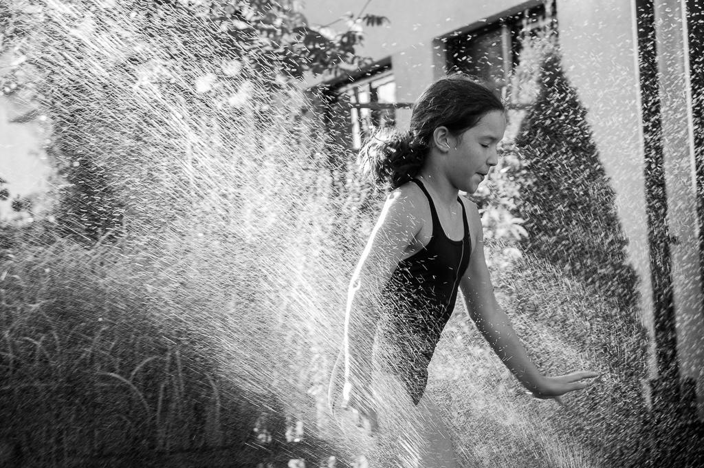 troche wody dla ochlody Mokre dzieci to szczęśliwe dzieci