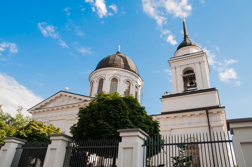 bialystok cerkiew swietego mikolaja Białystok   zachwycający w dzień i w nocy