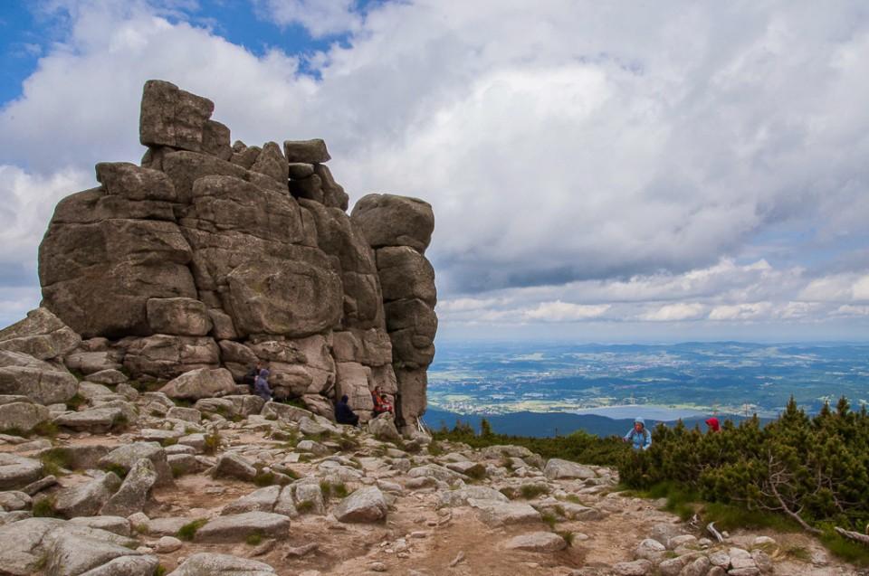 karpacz formacja skalna slonecznik 960x637 Karpacz długi weekend czerwcowy