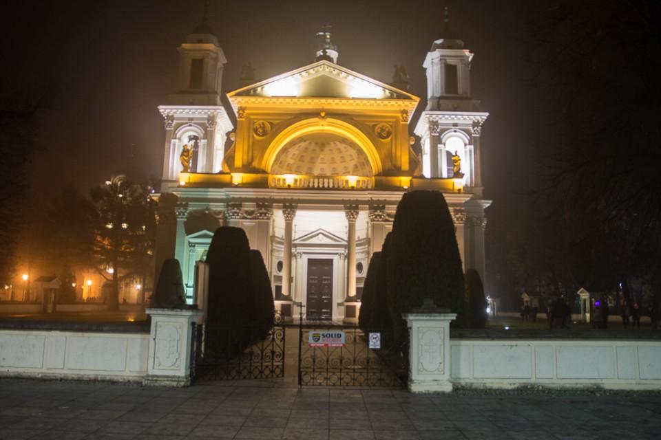 Warszawa Wialnow kosciol 960x640 Festiwal światła w  Wilanowie