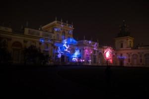 festiwal swiatla Wilanow lasery 300x200 festiwal swiatła Wilanów lasery