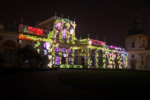 festiwal swiatla Wilanow mapping 300x200 festiwal światła Wilanów mapping