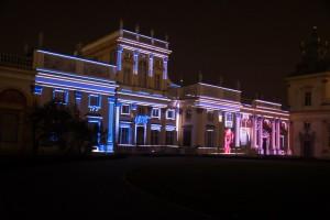pokaz swiatla palac Wilanow 300x200 pokaz światła pałac Wilanów