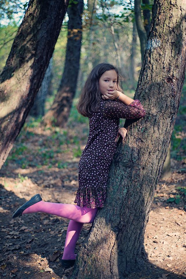 sesja fotograficzna las kabacki Sesja zdjęciowa w Lesie Kabackim