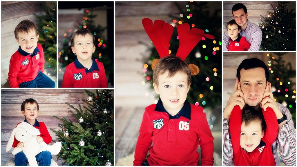 sesja Mikolajki Olo Minisesje świąteczne bożonarodzeniowe