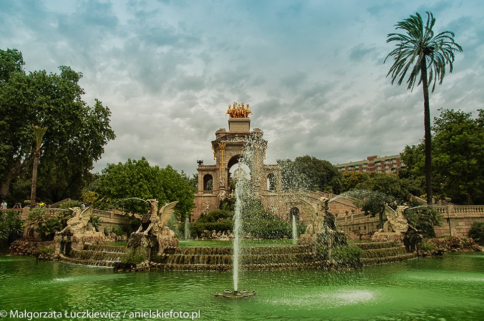 Barcelona Parc de la Ciutadella 960x638 Hola Barcelona