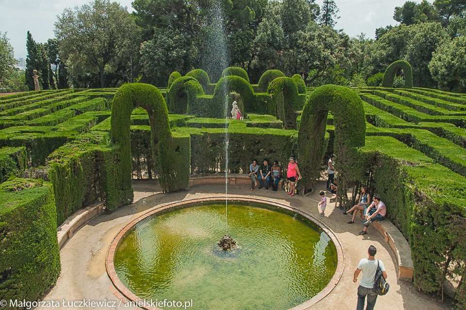 Barcelona Parc del Laberint dHorta2 960x638 Hola Barcelona