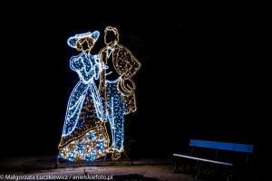 Lazienki Krolewskie Iluminacje 2 300x200 Łazienki Królewskie iluminacje
