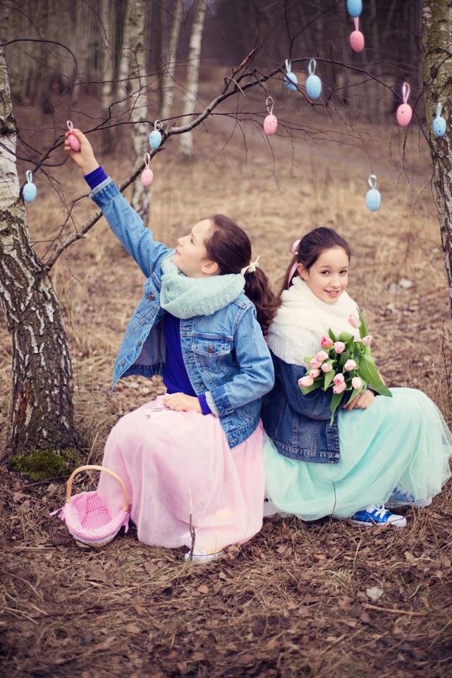 sesja fotograficzna Wielkanoc Wielkanocna sesja fotograficzna
