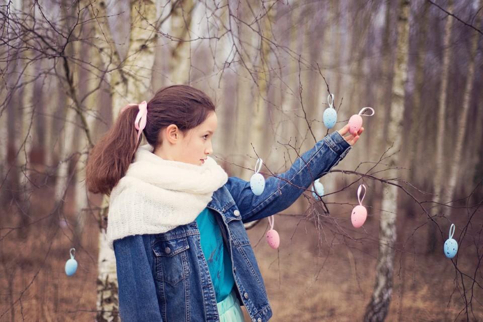 sesja wiosenna wielkanocna 960x641 Wielkanocna sesja fotograficzna