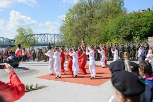 Toruń świeto flagi wystepy 300x200 Toruń świeto flagi występy