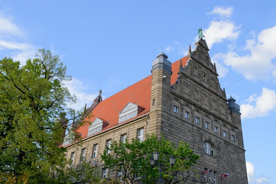 Toruń uniwersytet mikołaja kopernika 960x641 Majówka w Toruniu