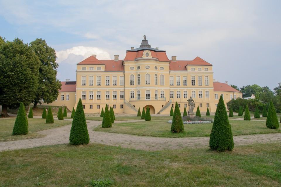 Rogalin palac 960x640 Uniejów, Rogalin, Poznań