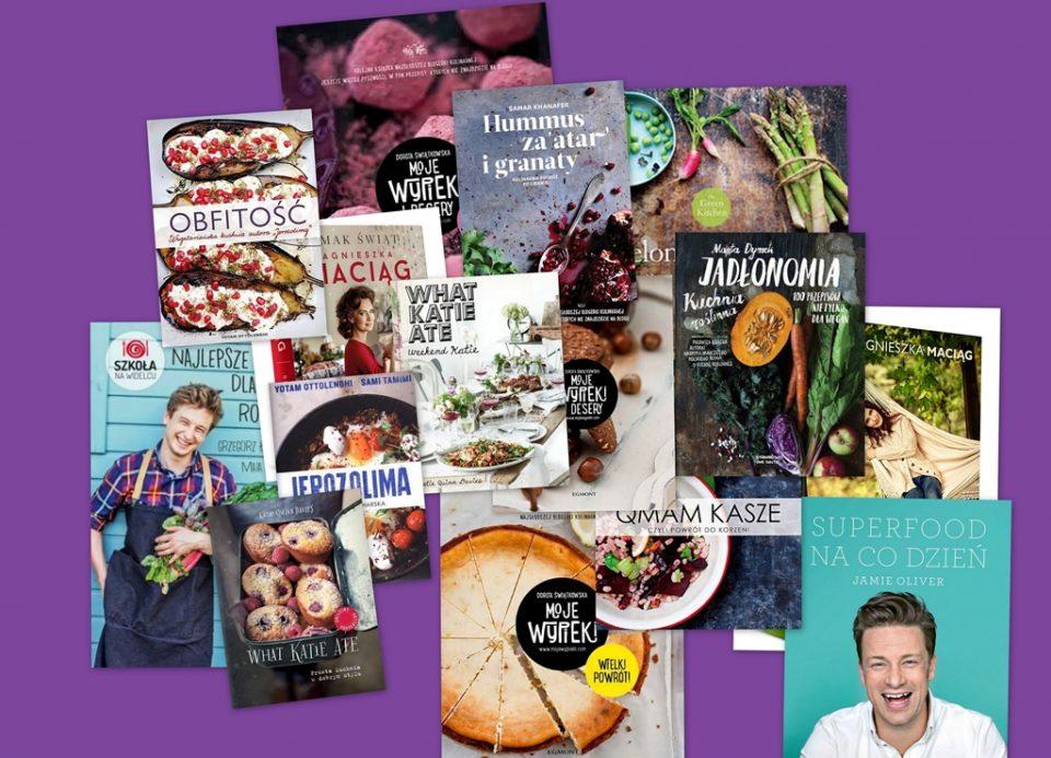 Najpiękniejsze książki kulinarne