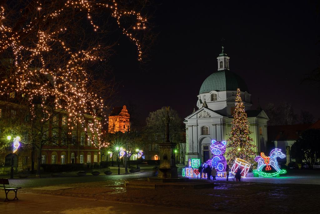 nowe miasto warszawa iluminacje Warszawskie iluminacje 2015