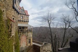 zamek ksiaz stara czesc 300x200 Zamek Książ stara część