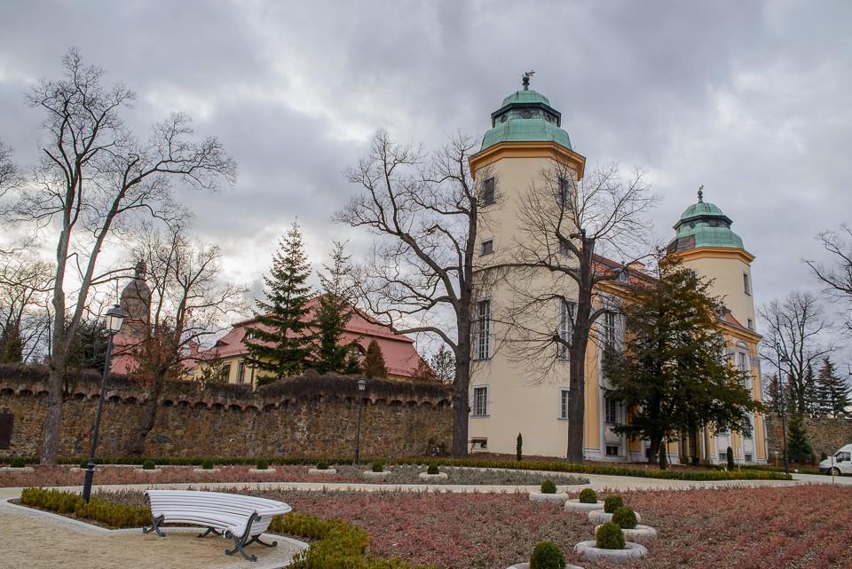zamek ksiaz wejscie 960x641 Zamek Książ