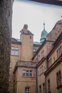 zamek ksiaz z okna 200x300 Zamek Książ z okna