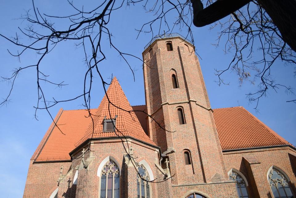 Wroclaw katedra 960x641 Weekend we Wrocławiu