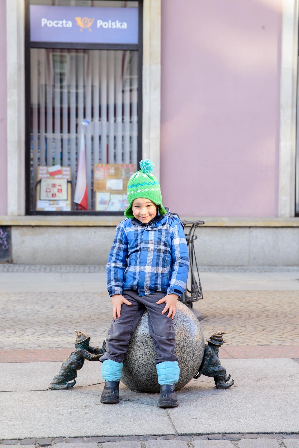 Wroclaw krasnale syzyfki Weekend we Wrocławiu